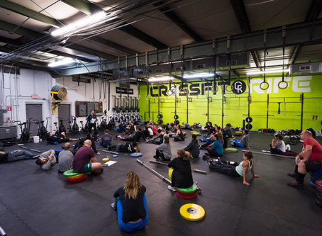 Totten Training Throwback: Sixty Seconds to a Quality Workout