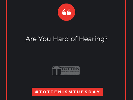 Tottenism Tuesday: Are You Hard of Hearing?