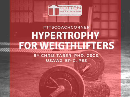 Hypertrophy for Weightlifters