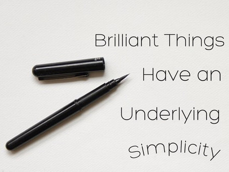 Tottenism Tuesday: Brilliant Things Have an Underlying Simplicity