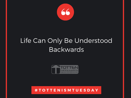 Tottenism Tuesday: Life Can Only Be Understood Backward