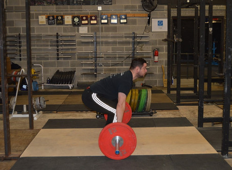 Weightlifting Key Positions - Part One