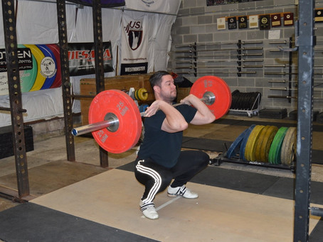 Weightlifting Key Positions - Part Four