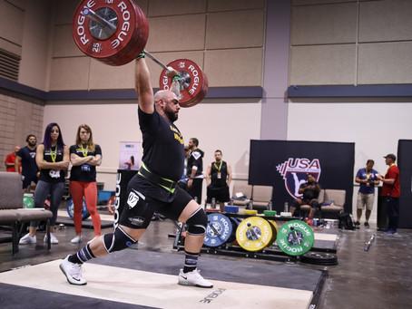 Jerk Strength - Work Your Weak Areas Part IV: Strength - Jerk Overhead