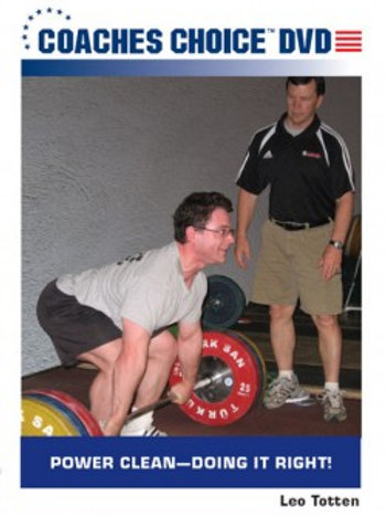 Power Clean DVD