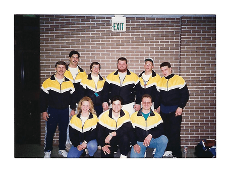 From Humble Beginnings: The Evolution of East Coast Gold Weightlifting Team