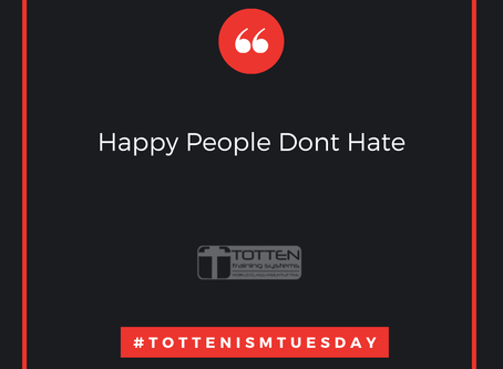 Tottenism Tuesday: Happy People Dont Hate