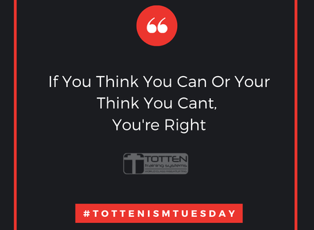 Tottenism Tuesday: If You Think You Can