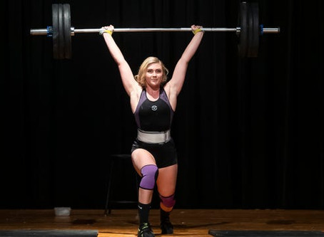 Totten Training: Feature Friday - Mackenzie Christie