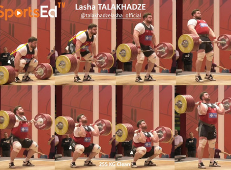 Weightlifting Key Positions - Part Five