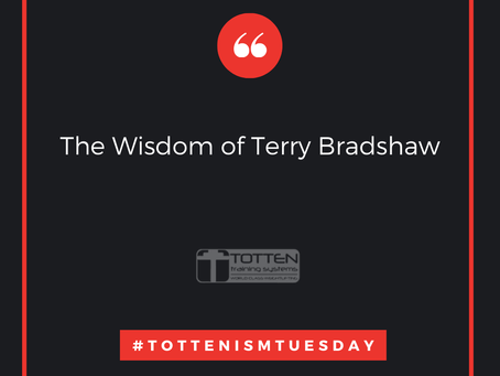 Tottenism Tuesday: The Wisdom of Terry Bradshaw