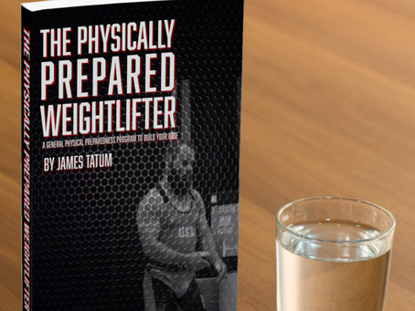 Totten Training Throwback: Featured Book - The Physically Prepared Weightlifter