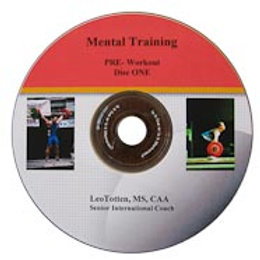 Mental Training CD Set