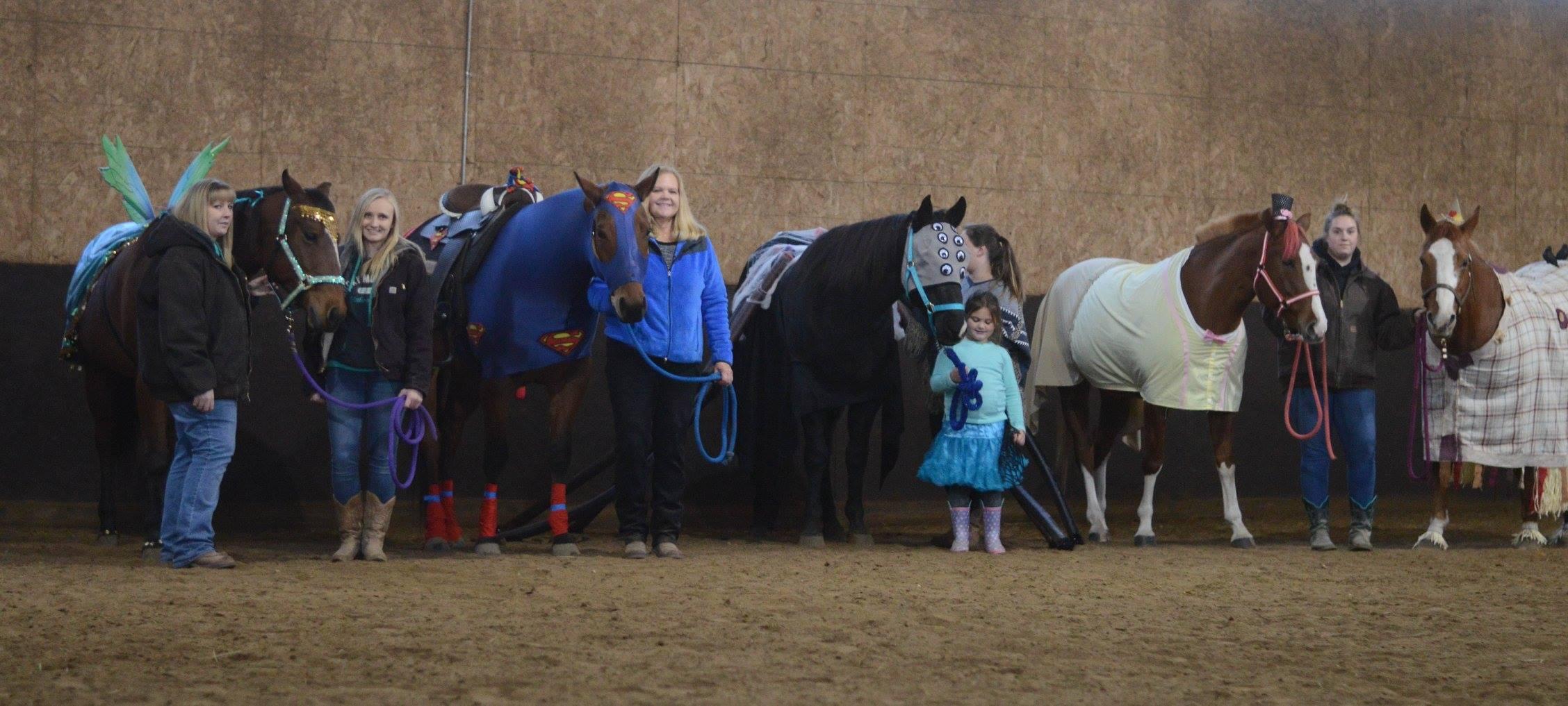 Rockin PJJR Ranch | Horse Boarding