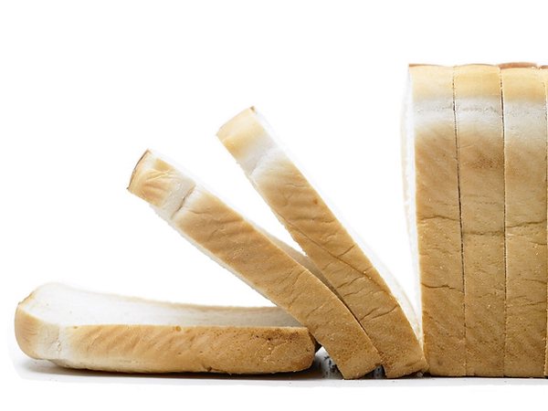 beautiful sliced bread by slicer blades