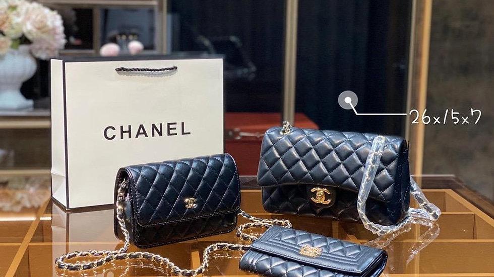 Chanel Flap Set