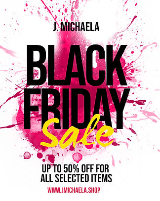 Copy of Black Friday Sale Flyer - Made w