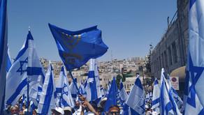 """תנועת בית""""ר צועדת בחברון לחצו לקריאה"""