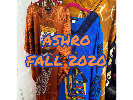 ASHRO CAFTANS FALL PREVIEW