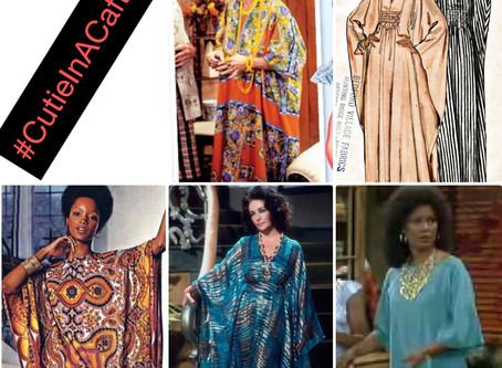 THE BIRTH OF THE CAFTAN CUTIE...IN 2 PARTS