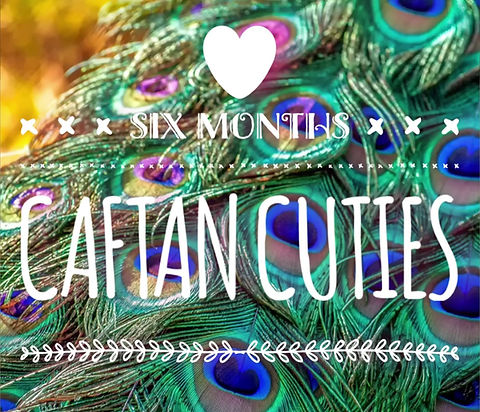 October 4th marked 6 months since the launch of the Caftan Cuties Facebook Group...and the beginning of our #CaftanMovement