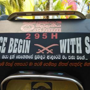 Culture shock: welcome to Sri Lanka