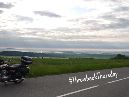 #ThrowbackThursday: The Biking Glory Days