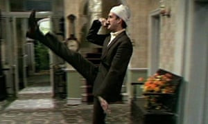 The Vanadzor Fawlty Towers Hotel