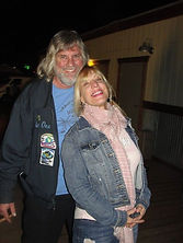 Steve & Lisa at Wheels of Confusion's Da