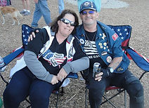 Lifetime Sgt at Arms Chris and Lisa Weid