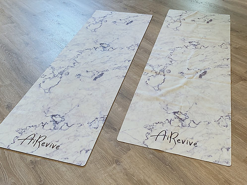 AiRevive Marble Yoga Mat - 3mm