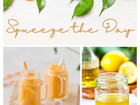 Yummy Citrus Recipes