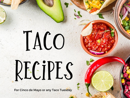 Taco Recipe eBook