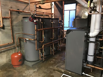 Hot Water Boilers Denver Colorado Broomhall Brothers