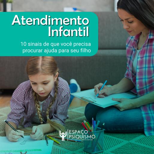Atendimento infantil:10 sinais de que você precisa procurar ajuda para seu filho
