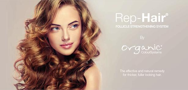 Organic Colour Systems Rep-Hair®