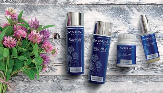 Rep-Hair® Follicle Strengthening System Range