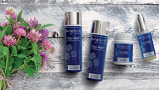 Rep-Hair® Follicle Strengthening System Range