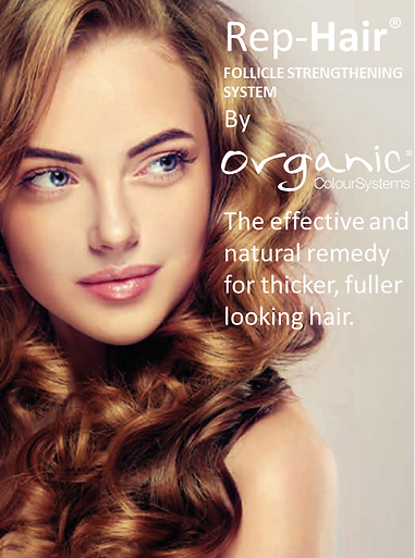 Rep-Hair® Follicle Strengthening System