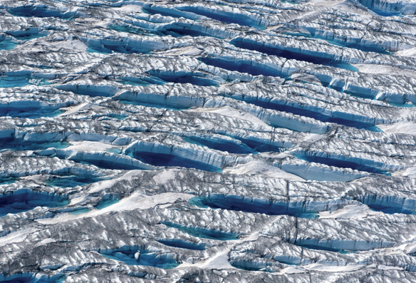 MELTDOWN: How algae, detritus, and meltwater is darken Greenland'