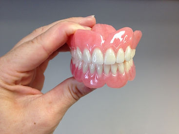 Set of Immediate Dentures