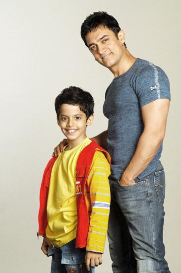 Aamir Khan & Darsheel - POGO