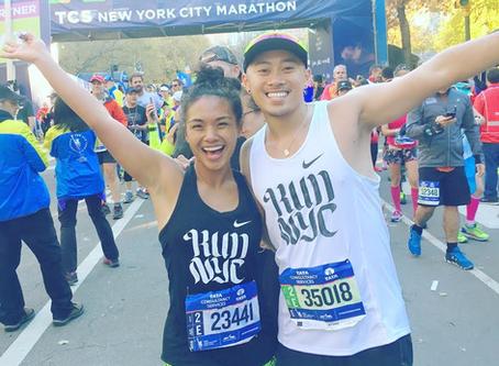 NYC Marathon 2016 Race Recap