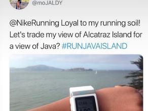 The journey of run java island