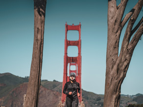 Picturesque running in San Francisco