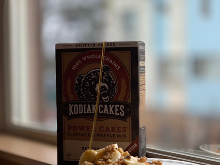 Kodiak Cake Waffles and Pancakes