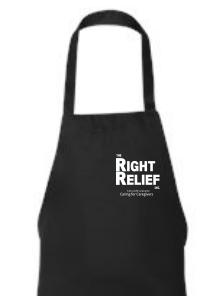 Right Relief Apron