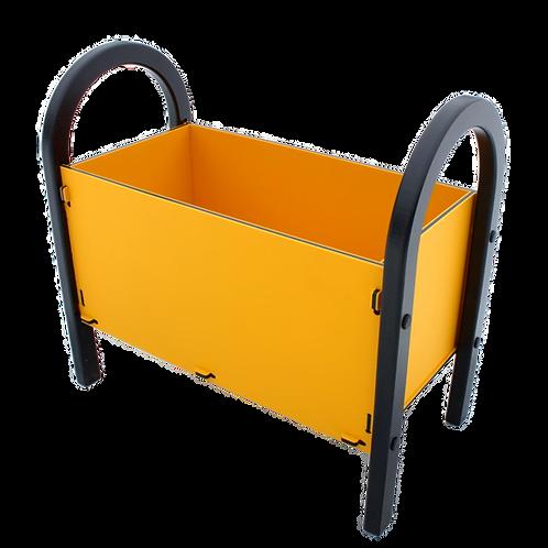 Yellow Flower Box 18 inch
