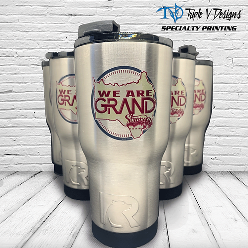 We Are Grand - RTIC Tumbler 20oz