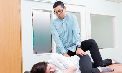 足立区腰痛専門整体院